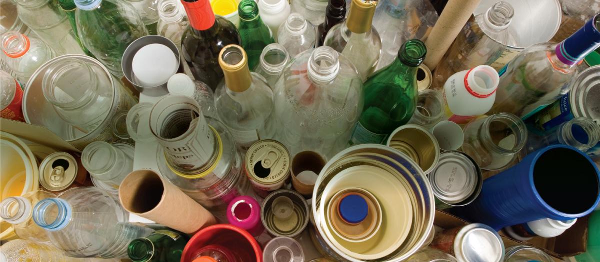 Consigner, récupérer ou recycler