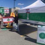 Collecte de contenants consignés pour venir en aide aux sinistrés du Liban
